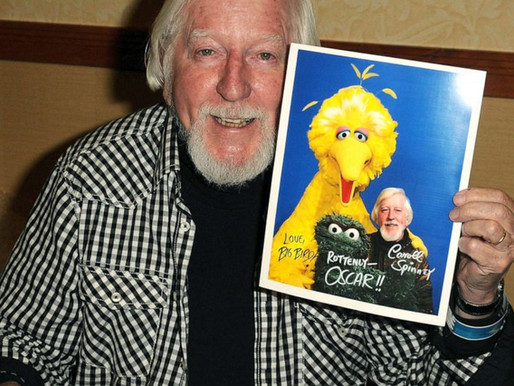 Man who played Big Bird, Oscar the Grouch on Sesame Street dies at 85