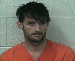 A call of a man discharging a gun leads to a burglary arrest of Walker, Ky. man