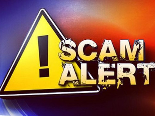 BELL COUNTY SHERIFF'S DEPARTMENT URGENT SCAM WARNING
