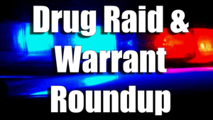 12 nabbed in Grainger County, Tennessee drug roundup