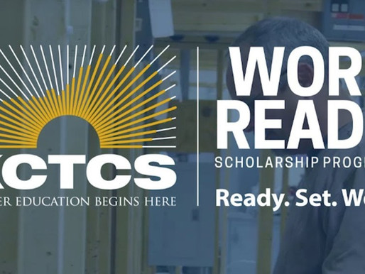 New Work Ready Kentucky Scholarship campaign encourages adults to go to college