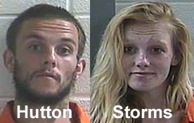 Two from Knox County arrested for attempted burglary of school