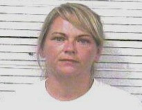 Knox County woman  accused of causing over $10,000 in damage to her ex-husband's property