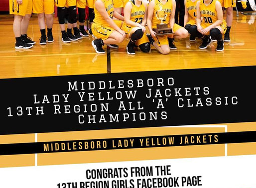 Lady Yellow Jacket Champs