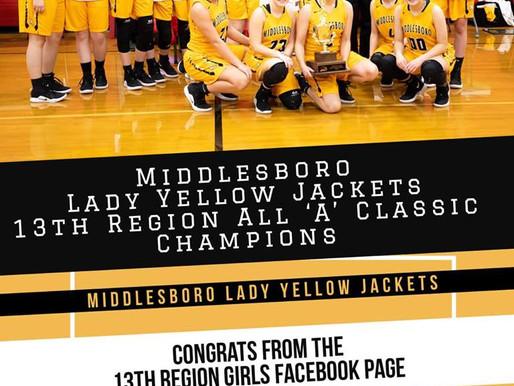 Lady Yellow Jacket Champs