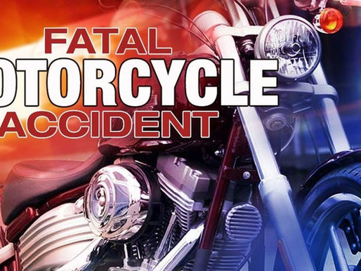 Harlan County motorcycle fatality