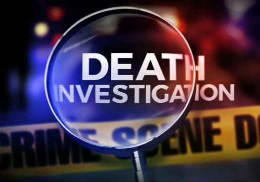 Kentucky State Police conduct a death investigation in Clay County