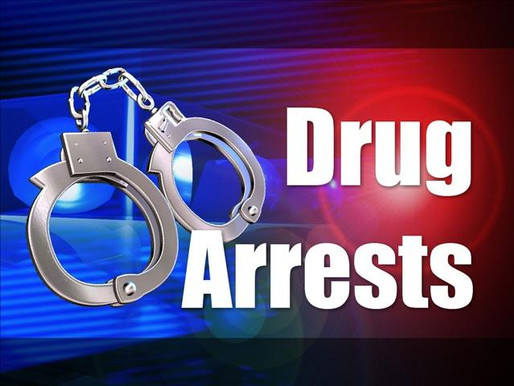 Several arrested on drug charges in Harlan County