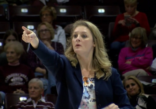 Harper named as UT women's basketball coach