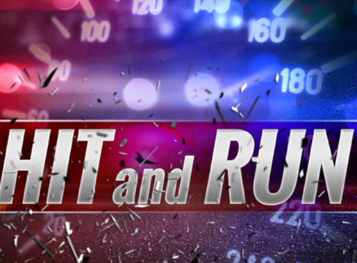 Whitley County Sheriff's Department cautions wearing dark clothing at night after a hit and run
