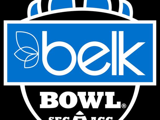 Kentucky football 'appreciative' after drawing Virginia Tech in the Belk Bowl