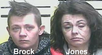 Two women arrested for trafficking after a Middlesboro traffic stop
