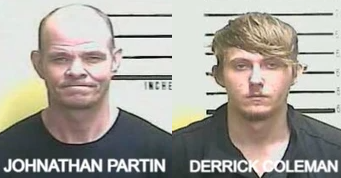 Two arrested in Middlesboro after complaints lodged and search warrant executed