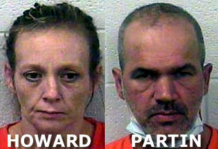 Bell County pair arrested in Knox County for drugs after a call of someone passed out in a vehicle