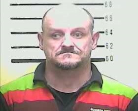 Tazewell, Tn. man in jail for a sexual offense