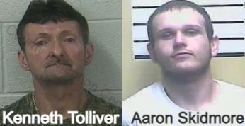 Two indictments - three counties, both involving meth distribution