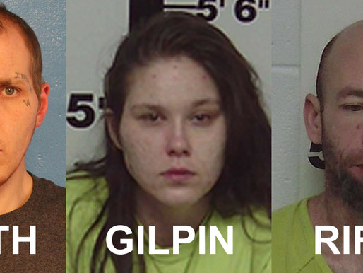 Three arrested and charged with homicide in Claiborne County man's death.
