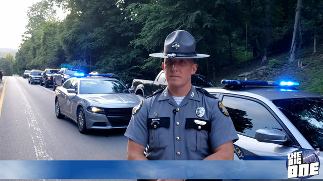 Kentucky State Police investigates a fatal collision in Bell County