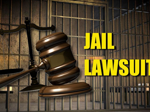 Man sues Whitley County jail, says he was physically assaulted