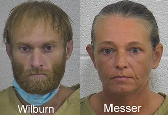 Knox Sheriff Department arrests 2 on a federal indictment for conspiracy to distribute