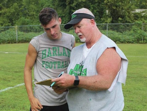 Luttrell steps down as HHS football coach joining Elam at Union