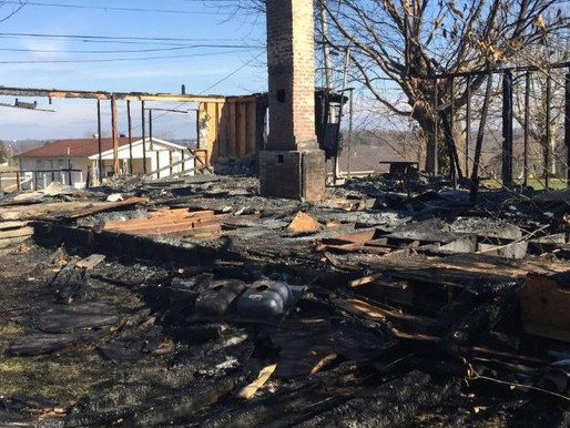 Whitley County firefighters investigating suspicious fires
