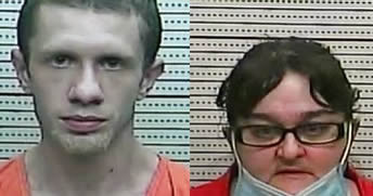 Two in Harlan charged in sexual offense case involving a juvenile