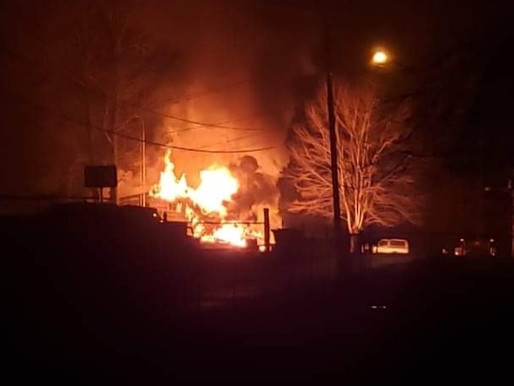 Middlesboro home and vehicles a total loss after morning fire