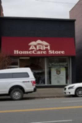 ARH Homecare Store.png