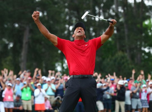 Tiger Woods wins The Masters, earns 15th major title and first since 2008