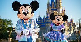 L'habillement officiel de Mickey et Minnie!