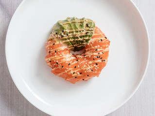 Sushi Donut Featured in US Weekly!
