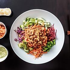 Spicy Tuna Kimchee Bowl