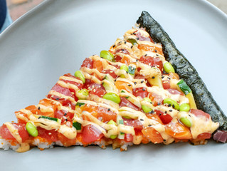 Delish.com Sushi Pizza Video Hits Over 1 Million Views in 48 Hours