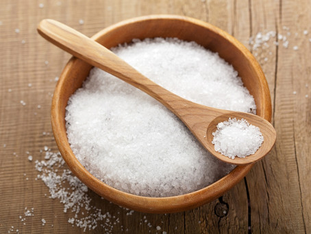 Did You Know? Sea Salt – It's What's For Dinner!