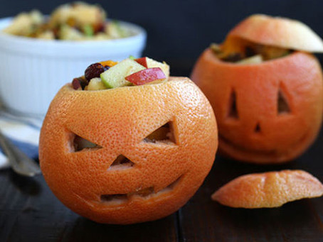 Delicious Halloween Snacks For Kids