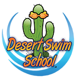 Desert Swim School Logo