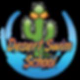 Desert Swim School Logo