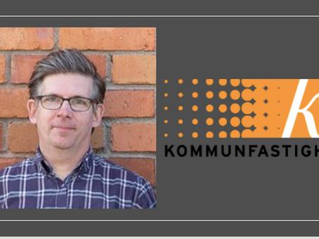 K-fast; Sweden's most progressive municipal real estate company and community builder?