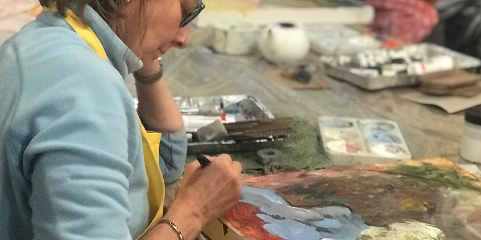 'The Connected Studio': Six Evening Workshop