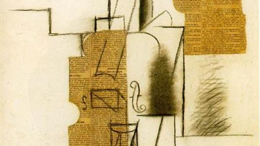 'Picasso's Violin' Single Workshop