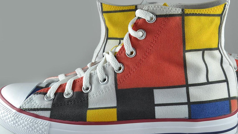 'Making Mondrian' for kids