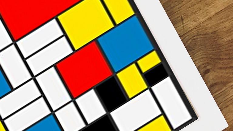 'Making Mondrian':  Evening Workshop