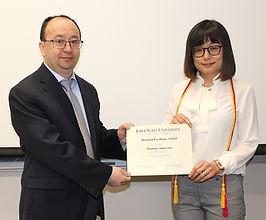 Graduate award-Xiaotong Chadderdon.jpg