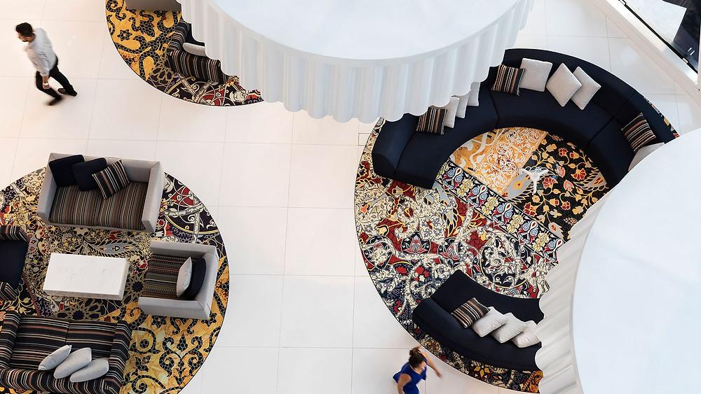 Mondrian Doha Hotel, Marcel Wanders