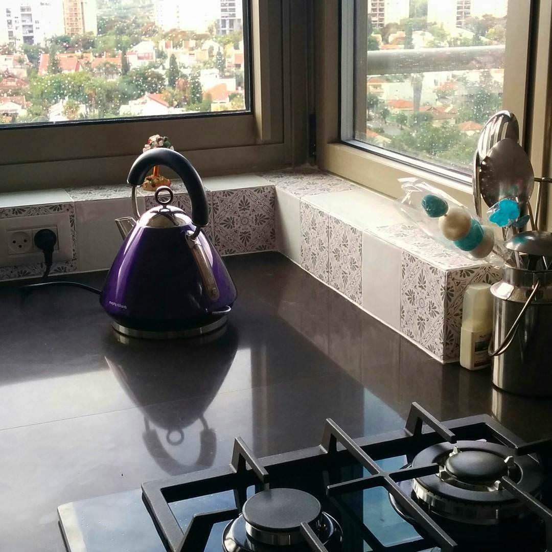 מטבח בדירת קבלן ביהוד