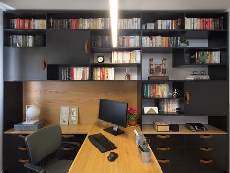 שמרו על השקט | 8 טיפים לארגון הספרייה הביתית