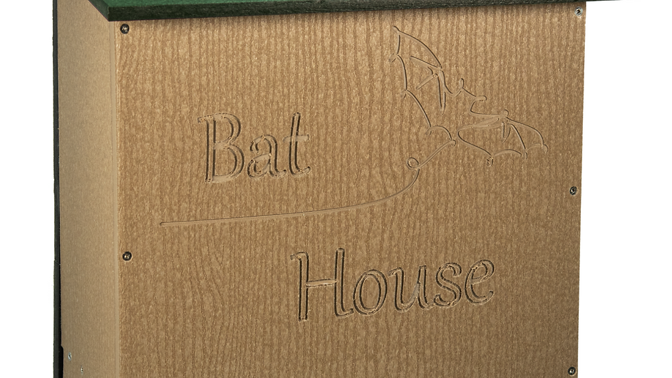 5 Chamber Bat House