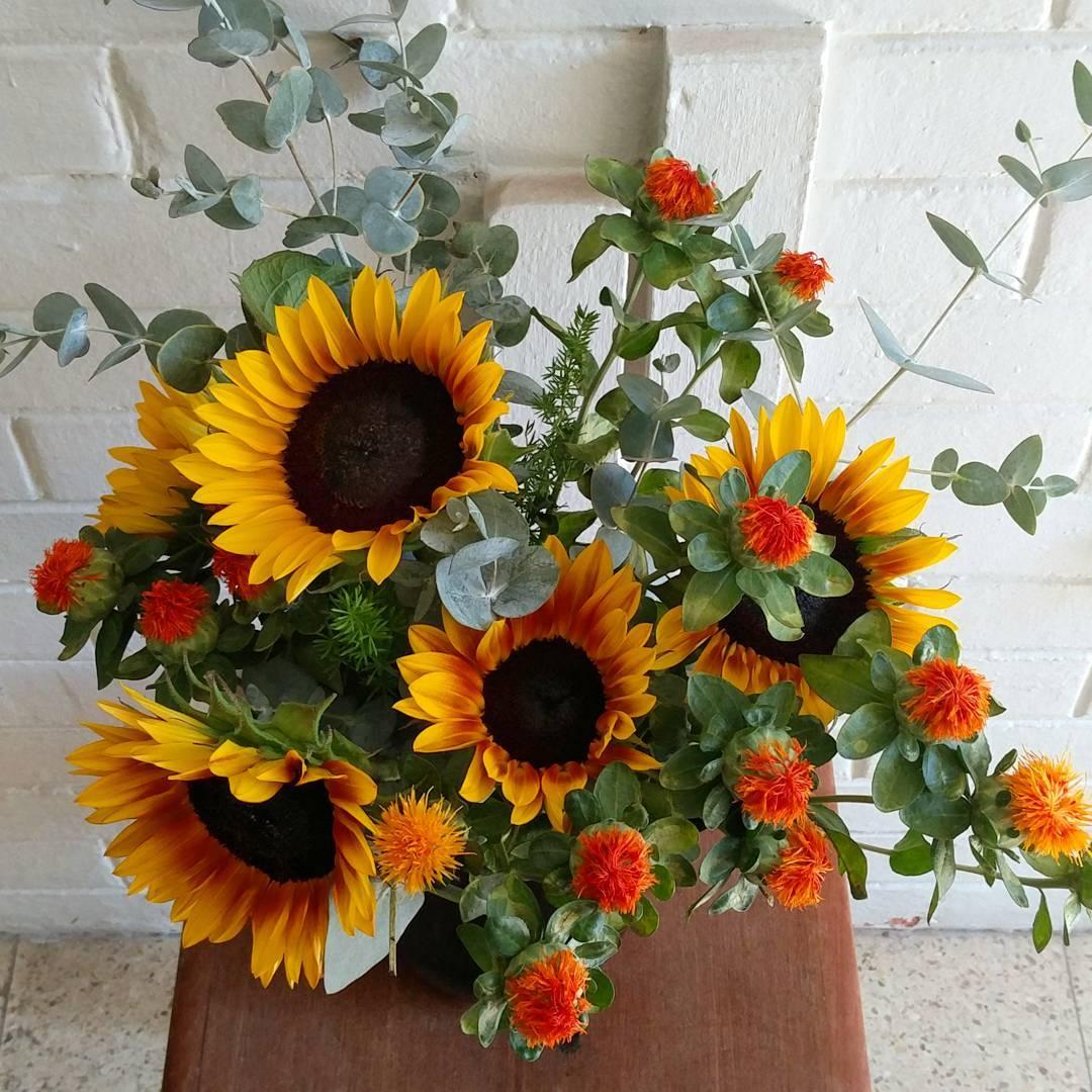 סטיילינג עם פרחים