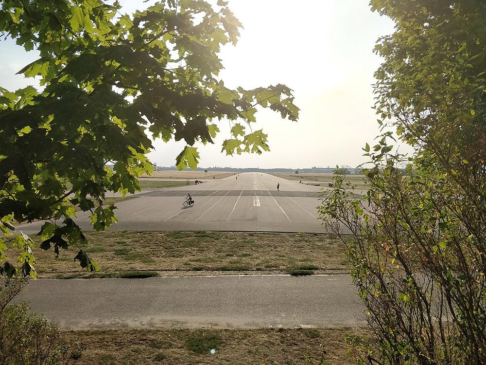 פארק טמפלהוף ממש מעבר לפינה